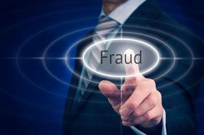 Image showing Fraud