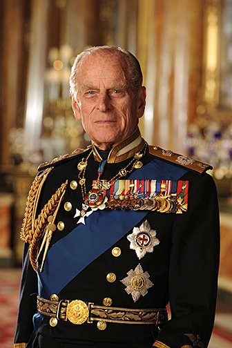 HRH The Duke of Edinburgh, Prince Philip