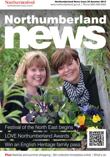Northumberland News Summer 2013