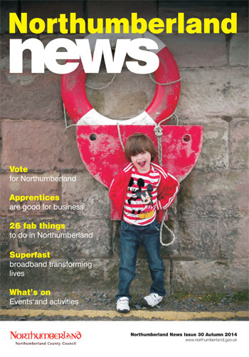 Northumberland News Autumn 2014