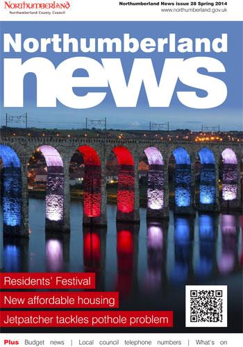 Northumberland News Spring 2014