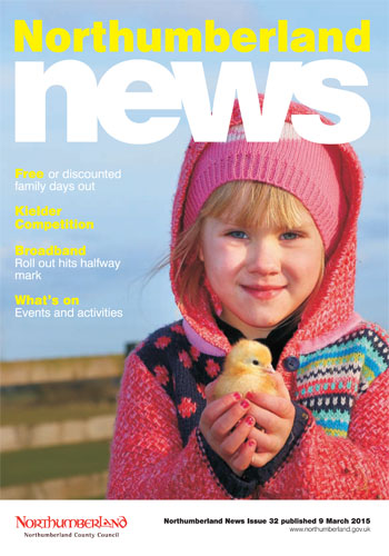 Northumberland News Spring 2015