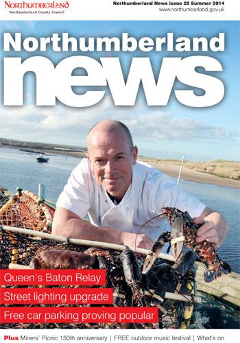 Northumberland News Summer 2014