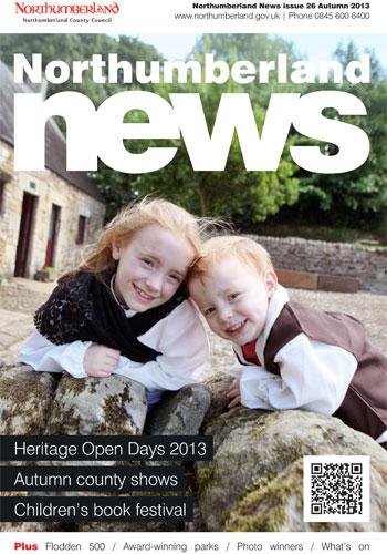 Northumberland News Autumn 2013