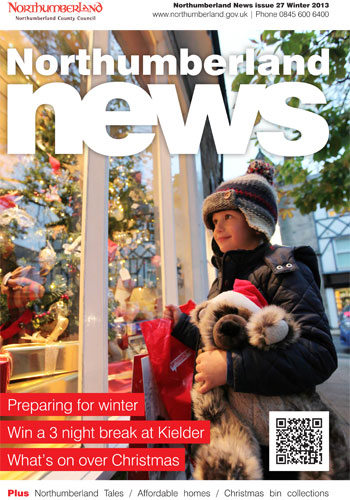 Northumberland News Winter 2013