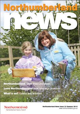 Northumberland News Summer 2015