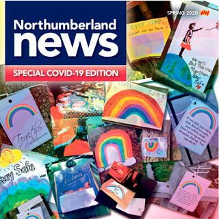 Image showing Northumberland News