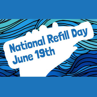 Image showing National refill day
