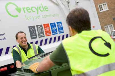 Image showing Recycling – information & advice