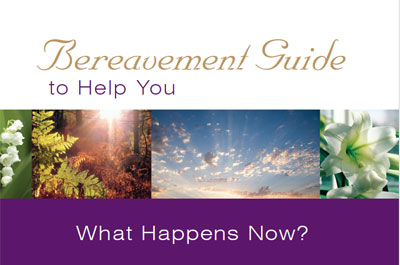 Image showing Bereavement guide