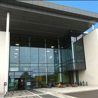 Image showing Ashington Leisure Centre