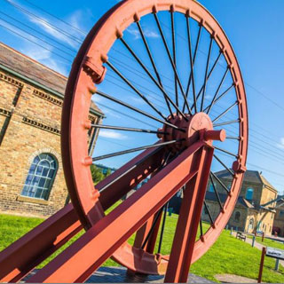 Image showing Woodhorn museum