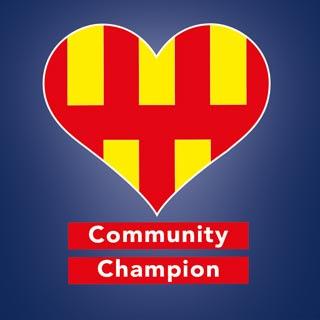 Northumberland Heart - Community Champion