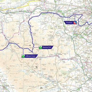 Image showing Northumberland welcomes the Tour of Britain