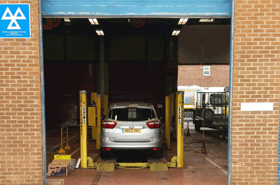 ​Stakeford Workshops MOT's