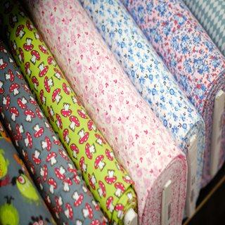 Image showing Textiles/fabrics