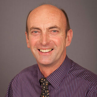 Image showing John Riddle, Chair of the Safer Northumberland Partnership