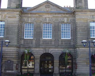 Image showing Morpeth Town Hall