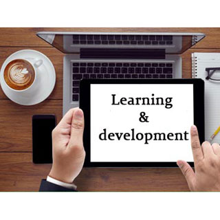 Image showing Learning and development