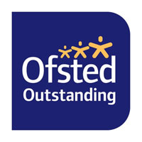 Official Ofsted Outstanding logo