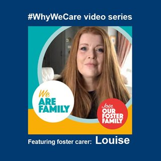 Image showing Foster care Fortnight