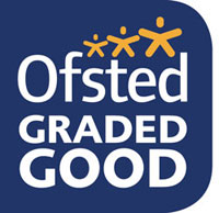 Official Ofsted graded good logo