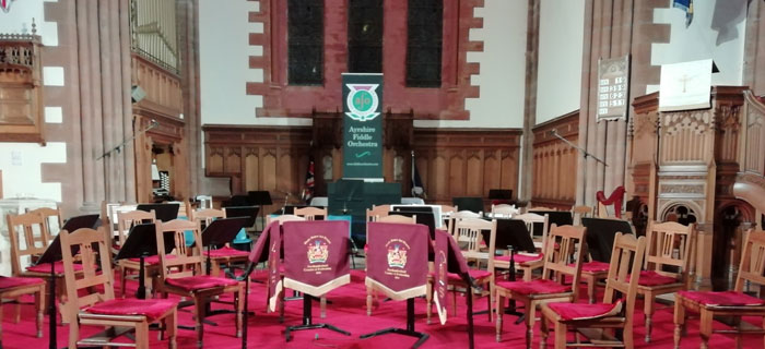 Image showing Ayrshire Fiddle Orchestra