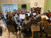 Northumberland Youth Ensemble - Practice 2