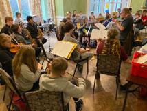 Northumberland Youth Ensemble - Practice