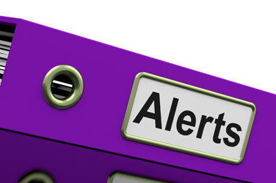 Image showing Council tax - alerts