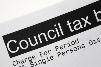 Image showing Council tax - charges