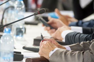 Image showing Committees & meetings