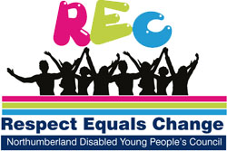 Respect equals change logo