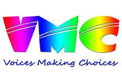 Voices making choices logo