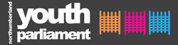 Northumberland Youth parliament logo