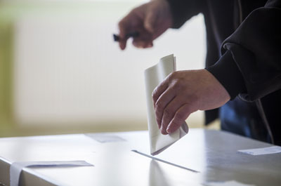 Image showing Voting and Elections