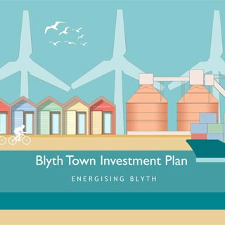 Blyth town investment plan