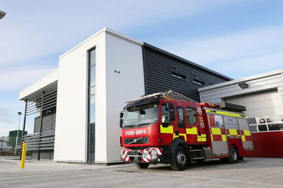 Alnwick Community Fire Station