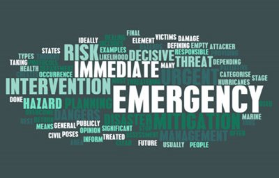 Image showing Civil emergencies