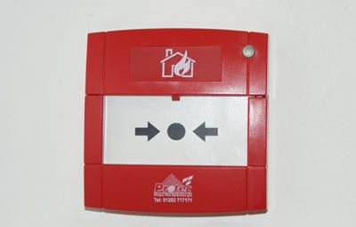 Image showing Keep your school safe from fire