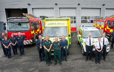Image showing Fire & rescue partners & projects