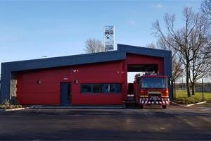 Ponteland Community Fire Station