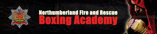 Northumberland Fire and Rescue Boxing Academy logo