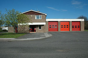 Berwick Community Fire Station