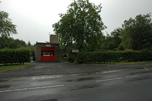 Ponteland Community Fire Station
