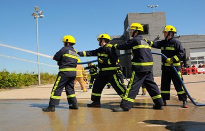 Firefighting for children & young people