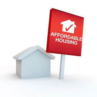 Image showing Affordable housing