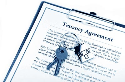 Private landlords and tenants