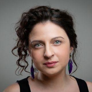 Photo of Christy Lefteri