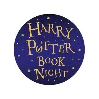 Harry Potter Book Night Logo